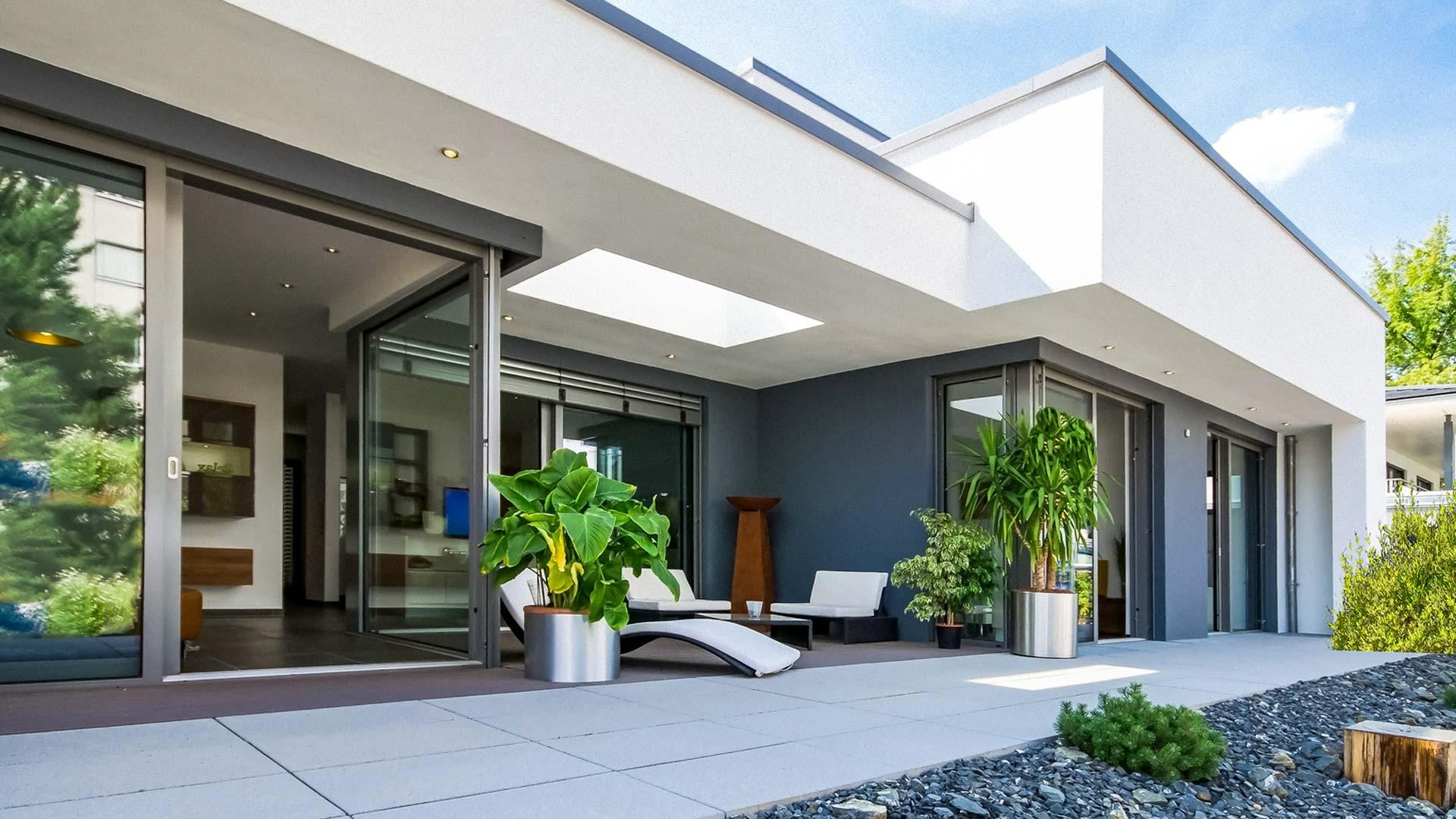 Terrassenwohnung kaufen: Quadratmeterpreis, Vor- & Nachteile, Kosten, Lage